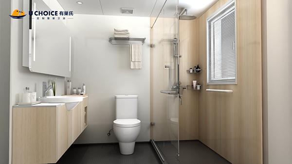 整体卫浴安装流程